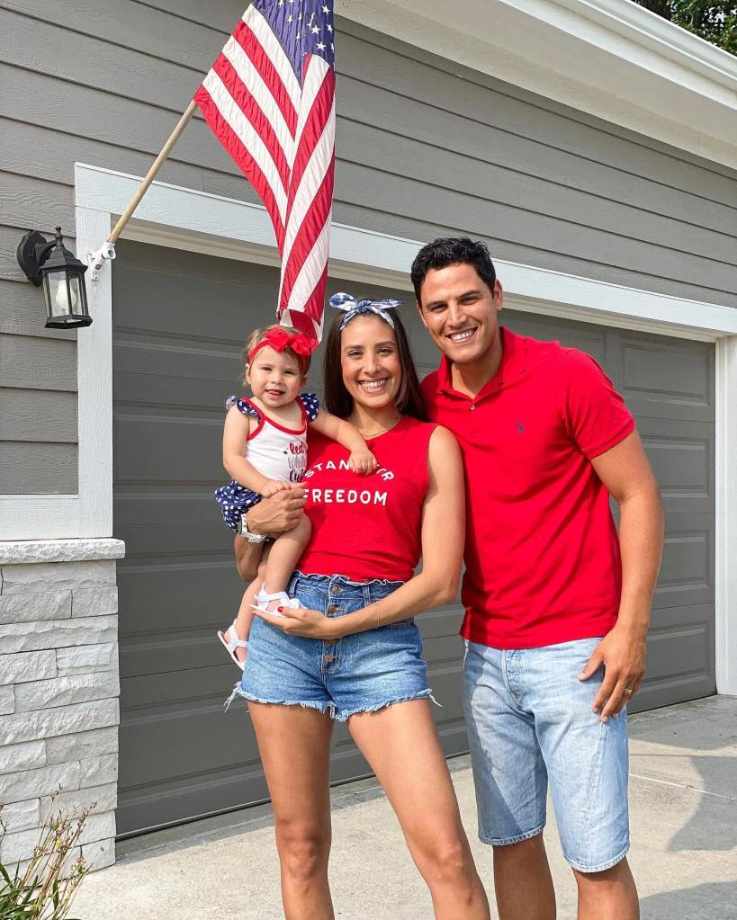 First 4th of July as a family of 3!